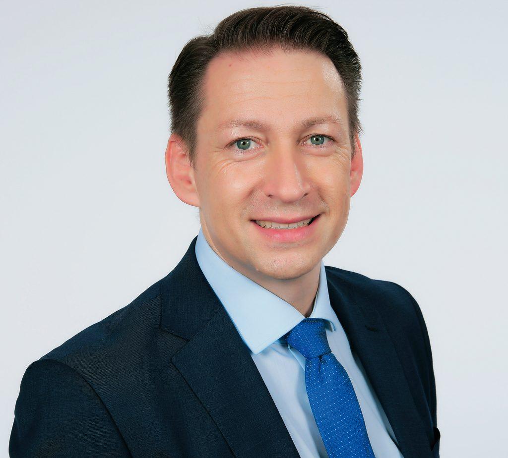 Stadtverordneter CDU-Fraktion Frankfurt Christian Becker