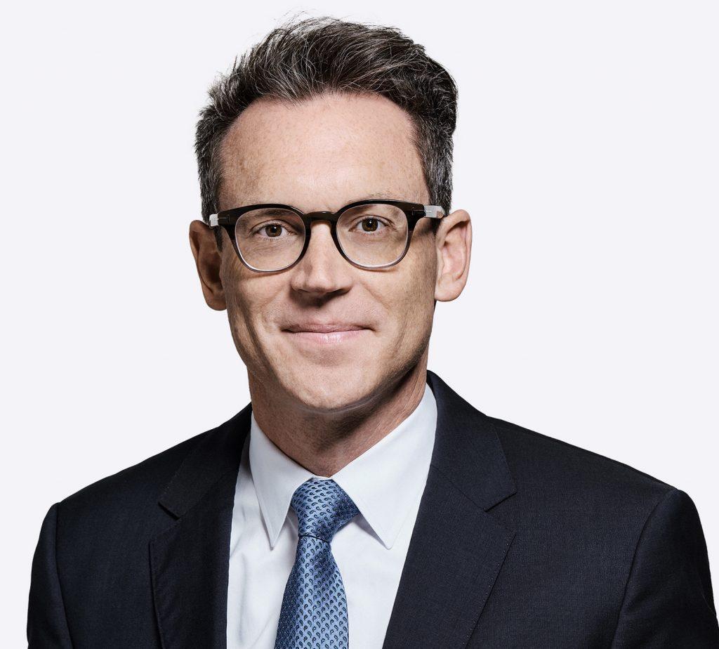 Stadtverordneter und Fraktionsvorsitzender CDU-Fraktion Frankfurt Dr. Nils Koessler
