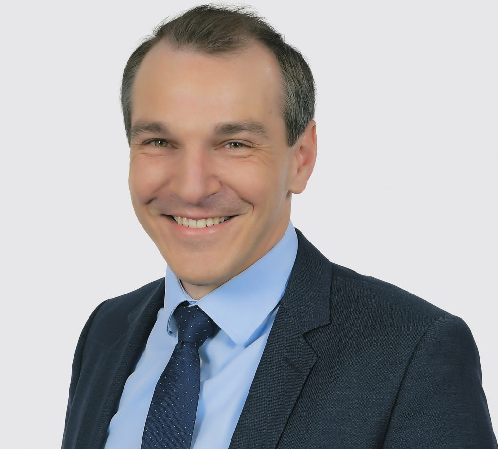 Stadtverordneter CDU-Fraktion Frankfurt Martin-Benedikt Schäfer