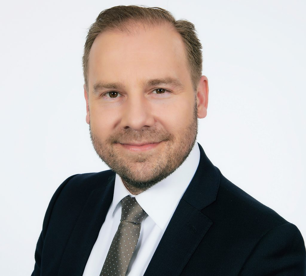 Stadtverordneter CDU-Fraktion Frankfurt Ulf Homeyer