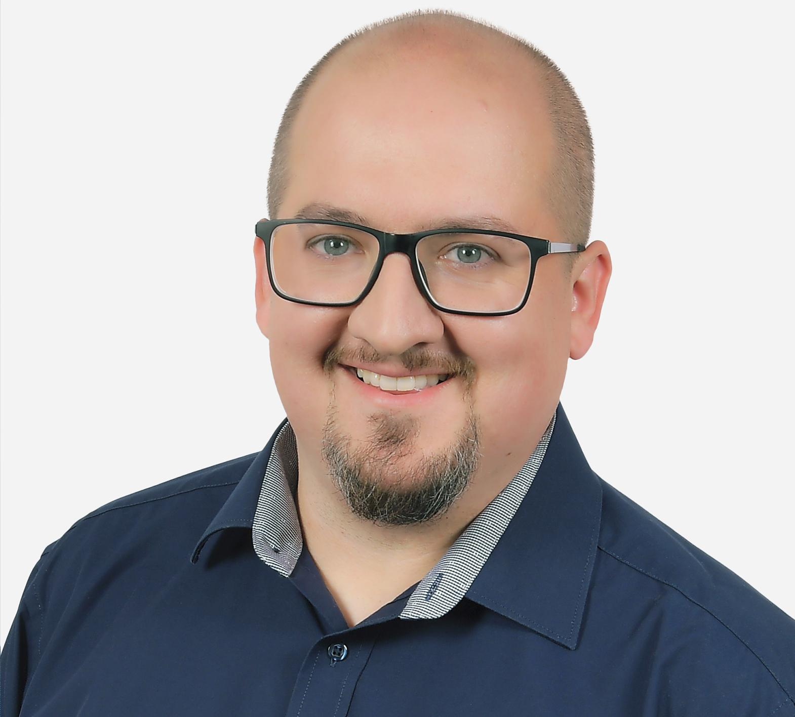 Stadtverordneter CDU-Fraktion Dr. Sascha Vogel