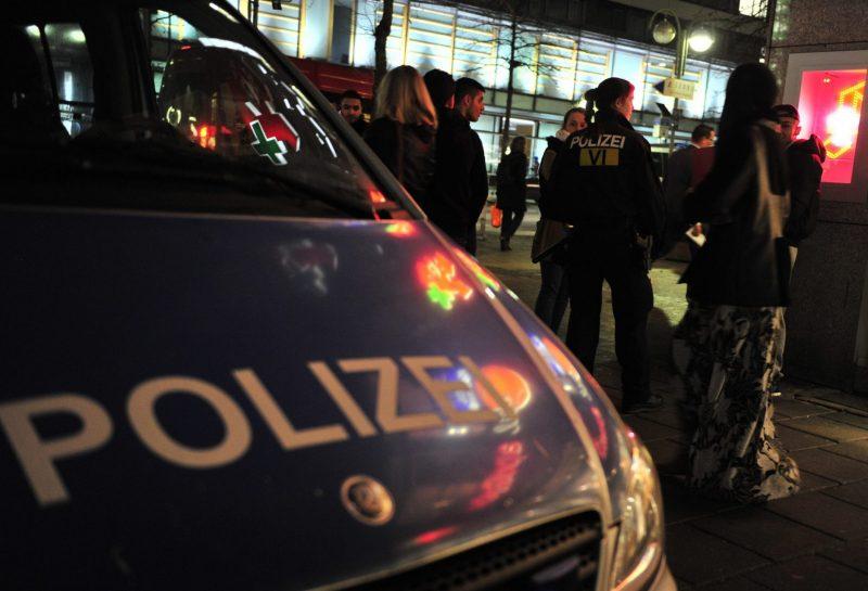 Polizeieinsatz in Frankfurt am Main
