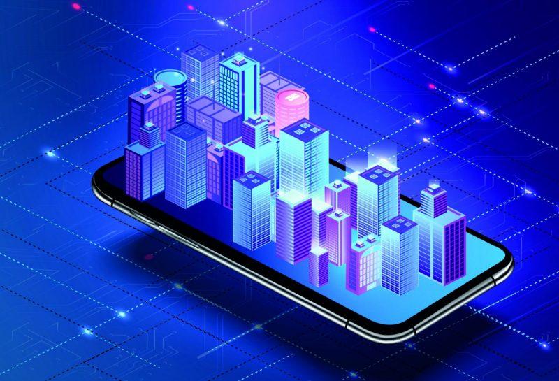 Smart City Grafik